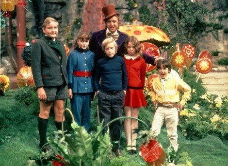 Charlie and the Chocolate Factory Children